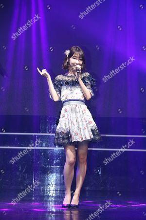 Stock Image of HKT48 member Rino Sashihara