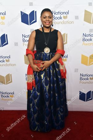 Editorial photo of 68th National Book Awards, Arrivals, New York, USA - 15 Nov 2017