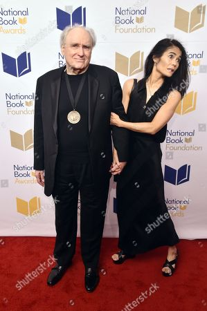 Editorial image of 68th National Book Awards, Arrivals, New York, USA - 15 Nov 2017