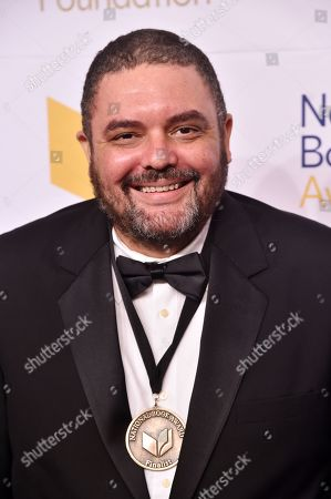 Editorial photo of 68th National Book Awards, Arrivals, New York, USA - 15 Nov 2017
