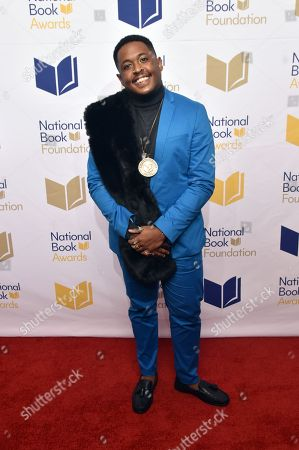 Editorial picture of 68th National Book Awards, Arrivals, New York, USA - 15 Nov 2017