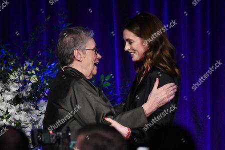 Annie Proulx, Anne Hathaway