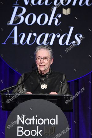 Stock Picture of Annie Proulx
