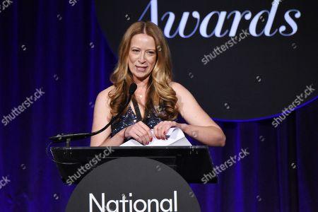 Editorial photo of 68th National Book Awards, Inside, New York, USA - 15 Nov 2017