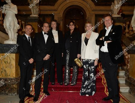 Stock Picture of Shaun Leane, Stephen Webster, Susan Farmer, Solange Azagury-Patridge, Carol Woolton and Theo Fennell