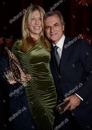 Diane Kordas and Steve Kordas