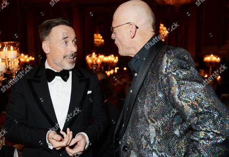 Editorial picture of The Leopard Awards in Aid of The Prince's Trust, London, UK - 15 Nov 2017