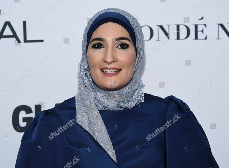 Linda Sarsour attends the 2017 Glamour Women of the Year Awards at Kings Theatre, in New York