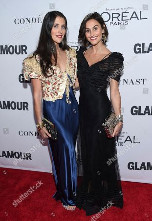Editorial image of 2017 Glamour Women of the Year Awards, New York, USA - 13 Nov 2017