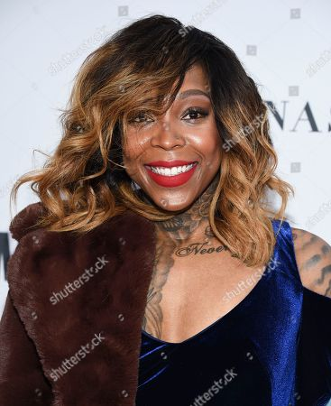 Cappie Pondexter attends the 2017 Glamour Women of the Year Awards at Kings Theatre, in New York