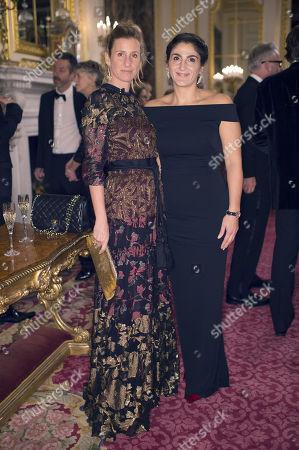 Eliane Fattal and Silvia Serravalle