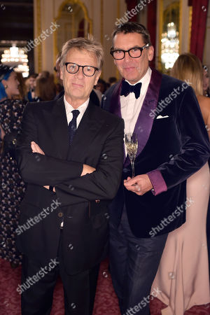 Editorial image of The Leopard Awards in Aid of The Prince's Trust, London, UK - 15 Nov 2017