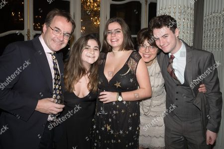 Editorial picture of 'Patronising Bastards' Book Launch, The Savile Club, London, UK - 15 Nov 2017