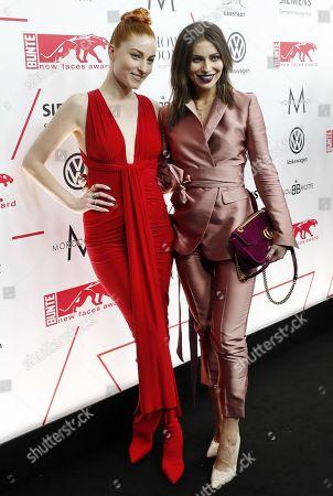 Lisa Banholzer and Masha Sedgwick
