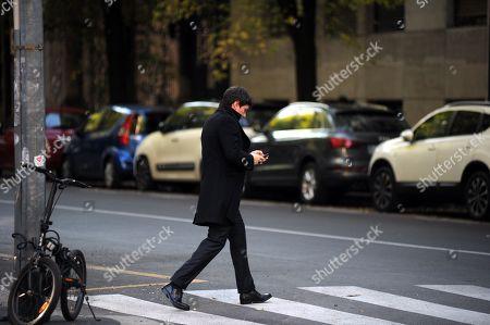 Stock Picture of Luigi Berlusconi