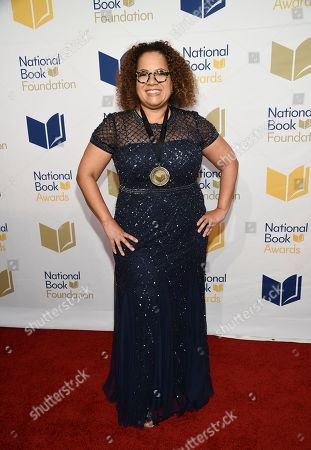 Editorial photo of The 68th National Book Awards, New York, USA - 15 Nov 2017