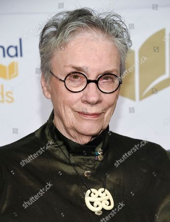 Writer Annie Proulx attends the 68th National Book Awards Ceremony and Benefit Dinner at Cipriani Wall Street, in New York