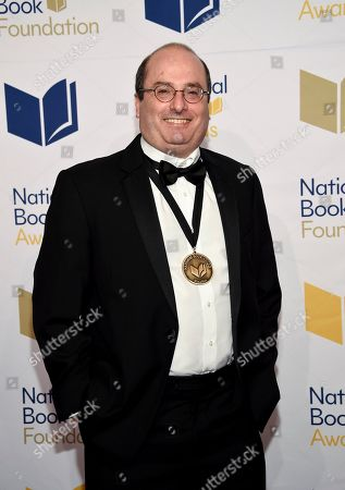Writer David Grann attends the 68th National Book Awards Ceremony and Benefit Dinner at Cipriani Wall Street, in New York