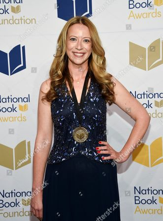 Author Robin Benway attends the 68th National Book Awards Ceremony and Benefit Dinner at Cipriani Wall Street, in New York