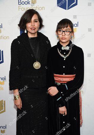 Editorial image of The 68th National Book Awards, New York, USA - 15 Nov 2017
