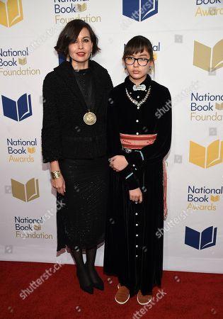 Editorial photo of The 68th National Book Awards, New York, USA - 15 Nov 2017