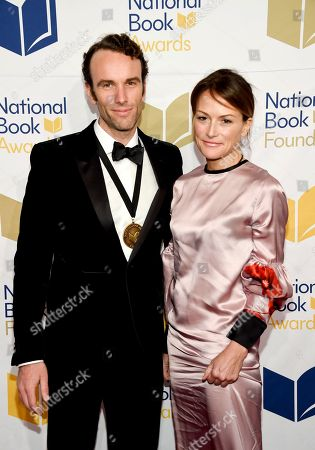 Editorial image of The 68th National Book Awards, New York, USA - 15 Nov 2017