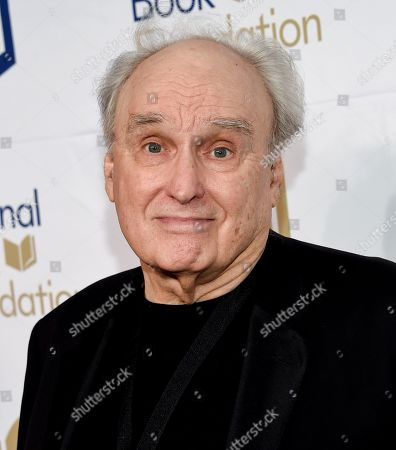 Stock Photo of Writer Frank Bidart attends the 68th National Book Awards Ceremony and Benefit Dinner at Cipriani Wall Street, in New York