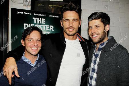Scott Neustadter (Writer), James Franco (Director) and Michael H. Weber (Writer)