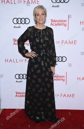 Betsy Beers attends the 24th Television Academy Hall of Fame on at the Television Academy's Saban Media Center in North Hollywood, Calif