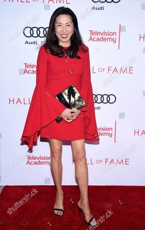 Jodi Long attends the 24th Television Academy Hall of Fame on at the Television Academy's Saban Media Center in North Hollywood, Calif