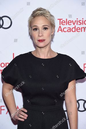 Liza Weil attends the 24th Television Academy Hall of Fame on at the Television Academy's Saban Media Center in North Hollywood, Calif