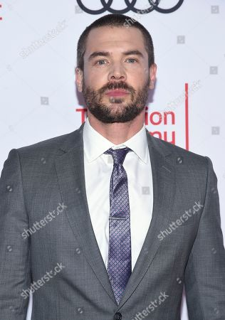 Charlie Weber attends the 24th Television Academy Hall of Fame on at the Television Academy's Saban Media Center in North Hollywood, Calif