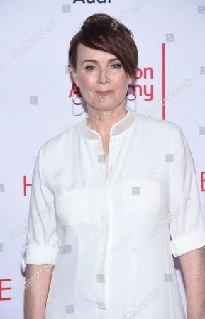 Stock Image of Laura Innes attends the 24th Television Academy Hall of Fame on at the Television Academy's Saban Media Center in North Hollywood, Calif