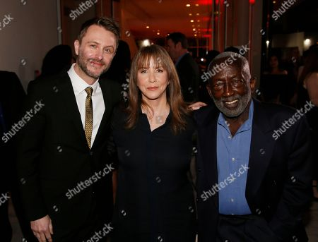 Chris Hardwick, Laraine Newman, Garrett Morris. Chris Hardwick, from left, Laraine Newman and Garrett Morris attend the 24th Television Academy Hall of Fame on at the Television Academy's Saban Media Center in North Hollywood, Calif