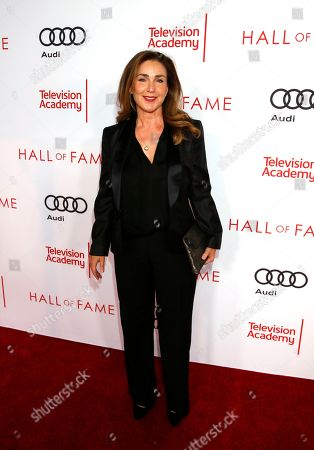 Peri Gilpin attends the 24th Television Academy Hall of Fame on at the Television Academy's Saban Media Center in North Hollywood, Calif