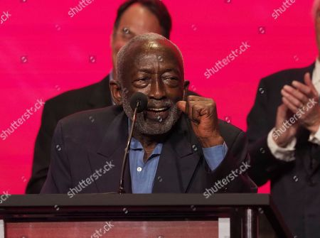 Garrett Morris is inducted into the Television Academy Hall of Fame on at the Television Academy's Saban Media Center in North Hollywood, Calif