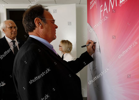 Dan Aykroyd attends the 24th Television Academy Hall of Fame on at the Television Academy's Saban Media Center in North Hollywood, Calif