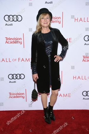 Chloe Webb attends the 24th Television Academy Hall of Fame on at the Television Academy's Saban Media Center in North Hollywood, Calif
