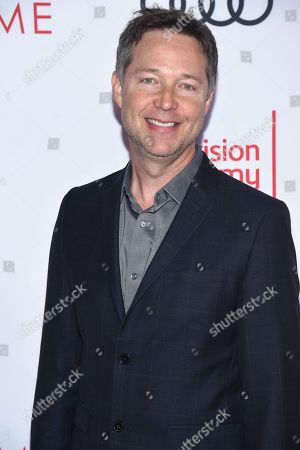Stock Picture of George Newbern attends the 24th Television Academy Hall of Fame on at the Television Academy's Saban Media Center in North Hollywood, Calif