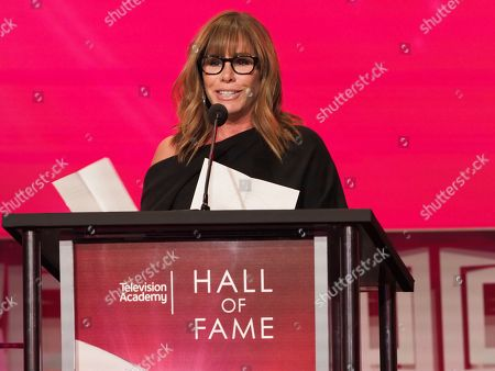 Editorial photo of Television Academy's 2017 Hall of Fame, North Hollywood, USA - 15 Nov 2017