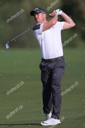 Editorial image of Golf, Dubai, United Arab Emirates - 16 Nov 2017