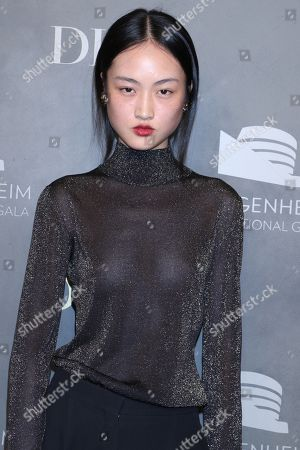 Stock Image of Jing Wen