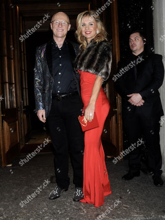 John Caudwell and Guest