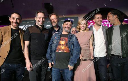 Antonio Manetti, Claudio Santamaria, Francesco Bruni, Sarah Gadon, Andrea De Sica, Jonas Carpignano, Marco Manetti