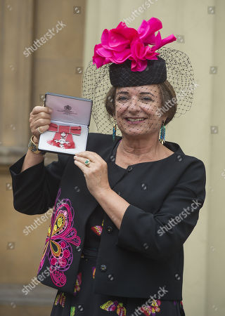 The Hon Rosa Monckton was awarded an MBE for her Work with young people with disabilities.