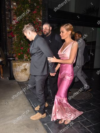 Sam Worthington and Lara Bingle