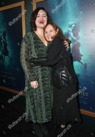 Mary Chieffo and mother Beth Grant