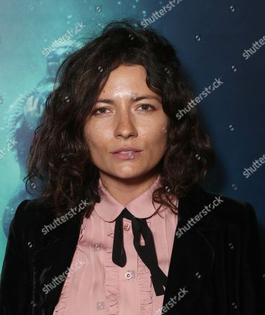 Editorial photo of 'The Shape of Water' film premiere, Arrivals, Los Angeles, USA - 15 Nov 2017
