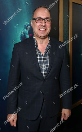 Editorial image of 'The Shape of Water' film premiere, Arrivals, Los Angeles, USA - 15 Nov 2017
