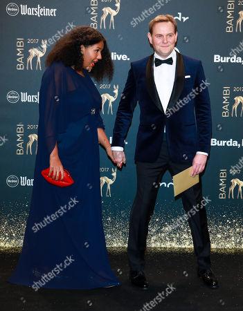 Editorial photo of Bambi Awards 2017, Berlin, Germany - 16 Nov 2017